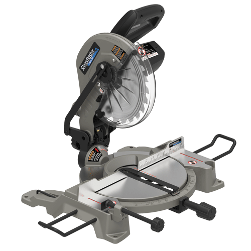 ShopMaster S26-260L 10in. Compound Miter Saw with Laser cut-line indicator