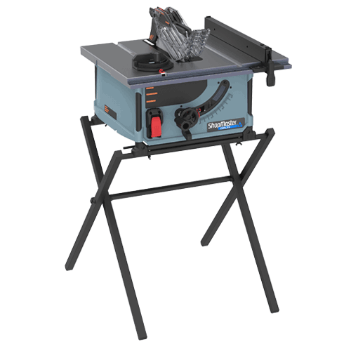 Delta ShopMaster S36-290 10 in. Portable Table Saw with 16 in. Rip Capacity